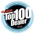 NAMM Top 100 Dealer 2018