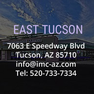 East Tucson Location and Contact Info