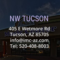 NW Tucson Location and Contact Info